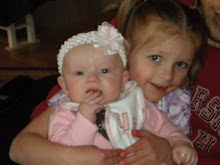 Anna holding Brynlee
