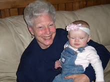 Brynlee and Grandma Great!