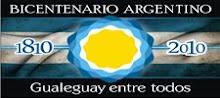 El Bicentenario en Gualeguay