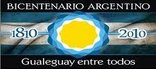 Bicentenario en Gualeguay