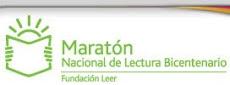 Maratón Nacional de Lectura