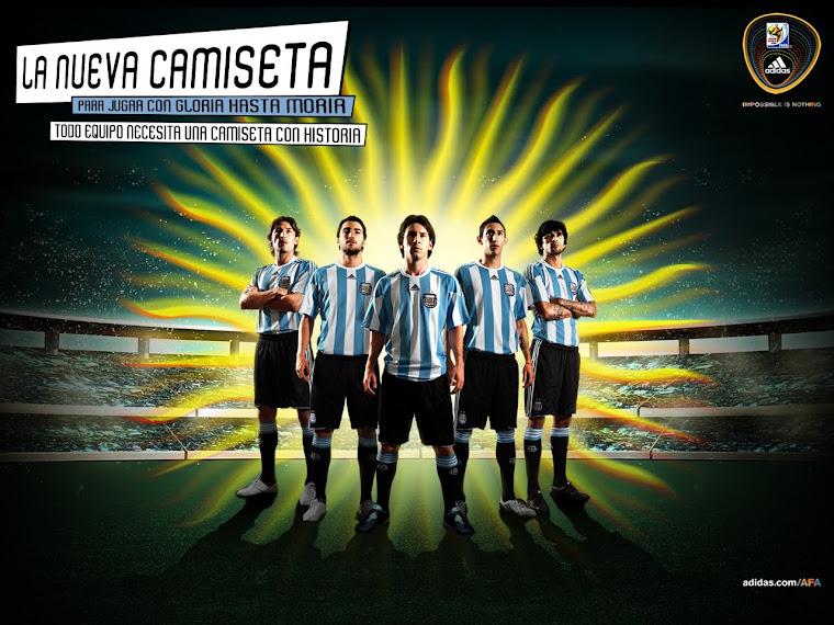 La selección Argentina de Futbol