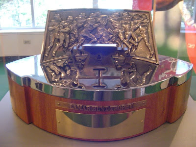 Old Lamar Hunt trophy