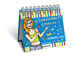 "Calendario femenino 2009 de Ana von Rebeur ""¡¡¡Calendario!!!"""