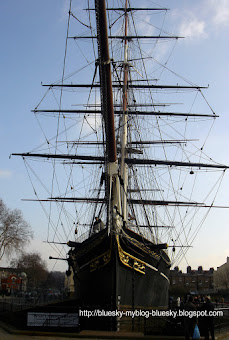 Cutty Sark. London