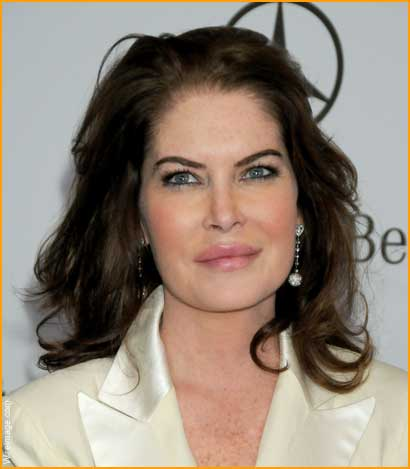 Lara Flynn Boyle Twitter photo