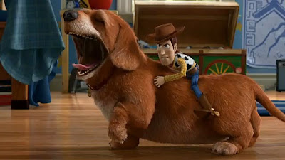 Toy Story Andy S Dog Name