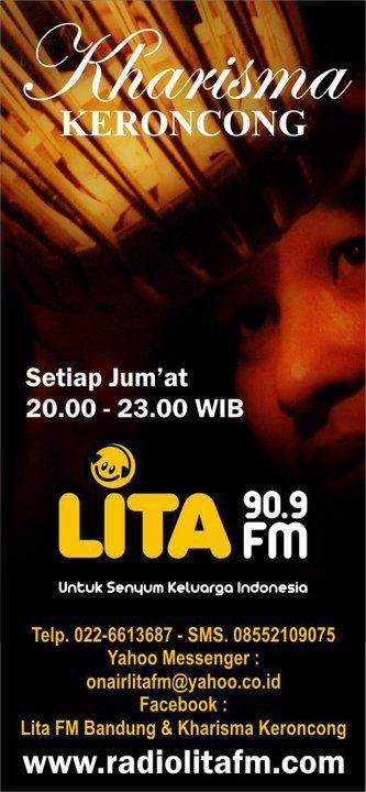 Radio Lita FM Bandung