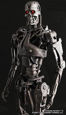 T 800 Terminator Salvation Plamo Addiction: Terminators