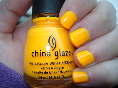 china glaze sun worshipper
