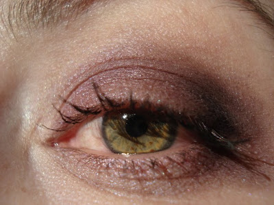 maybelline amethyst smokes eye