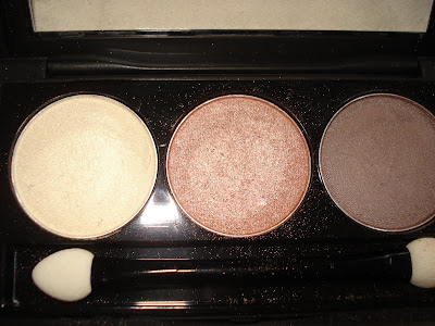 NYX Barely There, Champagne and Root Beer