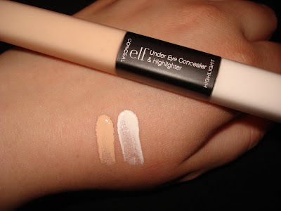 ELF concealer and highlighter