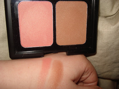 ELF blush and contouring duo