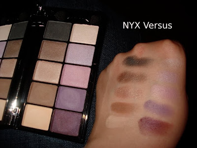 nyx versus swatch