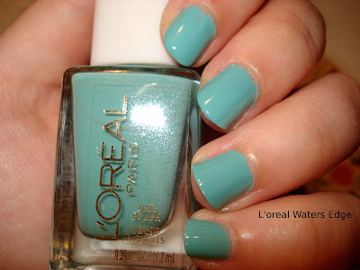 loreal waters edge