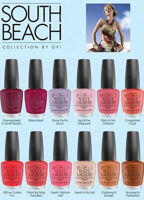 opi south beach