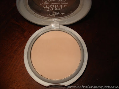 loreal true match powder w2
