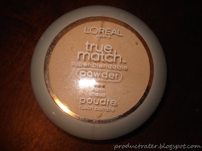 loreal true match powder