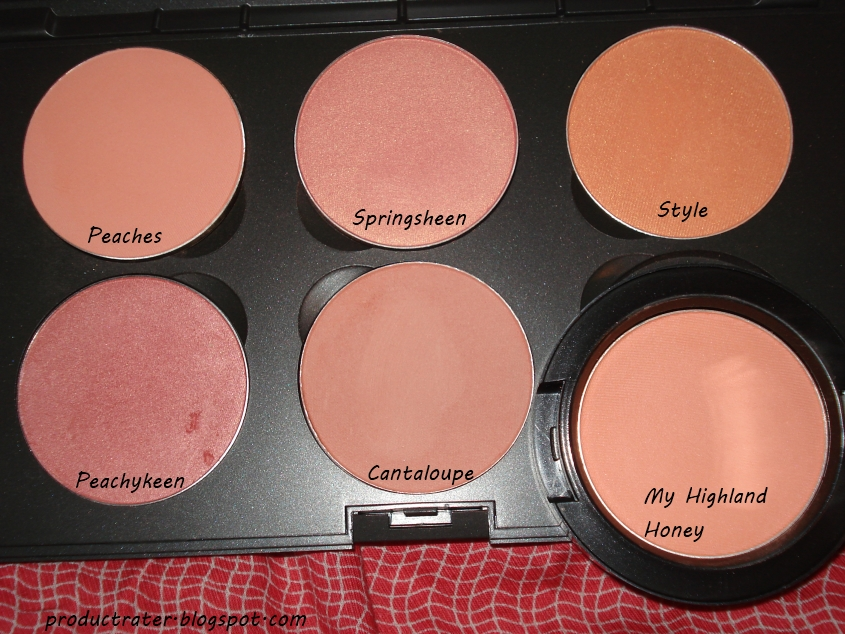 Bien connu Productrater!: MAC My Highland Honey Review HD54