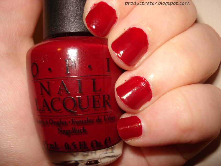 Productrater!: Friday Faves: What\'s Your Favorite Red Nail Polish?