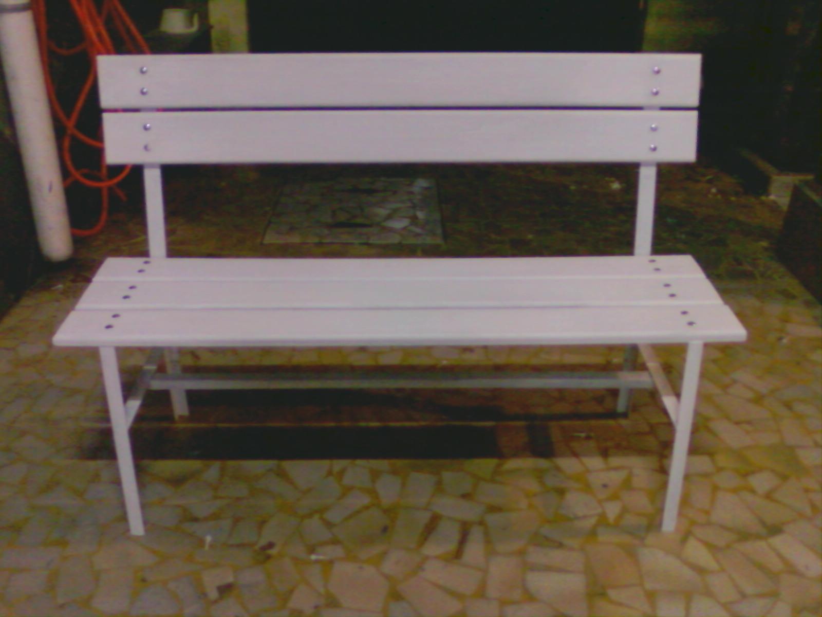 banco de madeira para jardim branco:sexta feira 11 de junho de 2010 #614C2C 1600x1200
