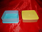 TUPPERWARE LARGE SQUARE AWAY