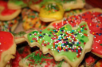 Christmas Cookies Desktop Wallpapers