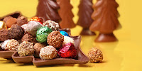 Christmas Chocolate Vista Wallpaper