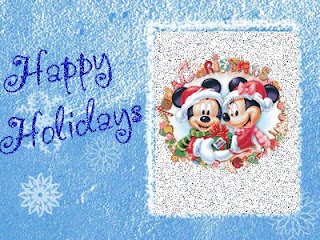 Christmas Wallpaper of Disney Christmas