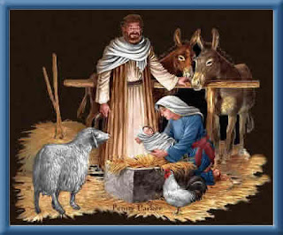 christmas nativity wallpaper for desktops