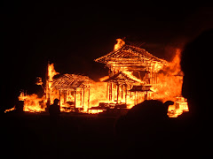 Temple Burn 2005