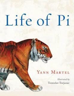 Life of pi for Piscine molitor life of pi