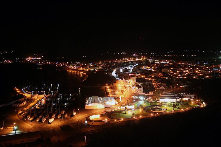 Noite Praia da Vitória