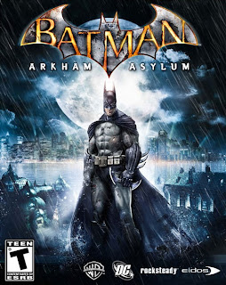 Arkham Asylum box art
