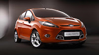 2009 Ford Fiesta S Model For China: Photo Gallery