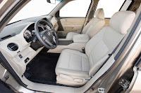 09 Honda Pilot LX Interior