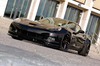 Geiger Corvette Z06 Black Edition