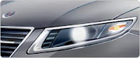 2009-2010 Saab 9-5 Sedan Artist Rendering