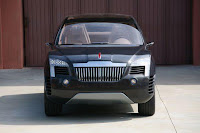 HongQi's SUV Concept