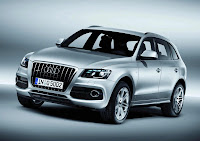 New 2009 Audi Q5 S-Line Trim Details Unveiled