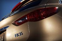 New 09 Infiniti FX35 SUV
