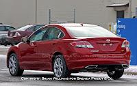 2009 Mazda6 Spy Photo