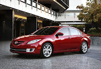 2009 Mazda6 For US Unveiled