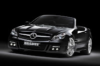 BRABUS 2009 Mercedes-Benz SL-Class Tuner Package