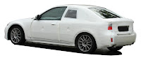Toyota-Subaru RWD Coupe