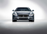 Updated 2009 Maserati Quattroporte