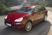 2008 Porsche Cayenne SUV Photo