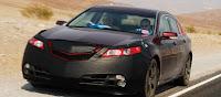 2009 Acura TL Spy Picture
