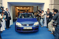 New VW Golf Twin Drive Concept Launch